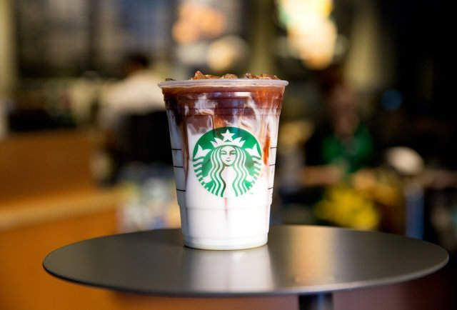 Starbucks Is Giving Out Free Macchiatos This Week Iced Starbucks