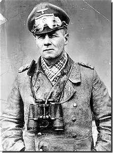 Field Marshal Erwin Rommell.Un guerrero, siempre digno siempre fiel a Alemania.