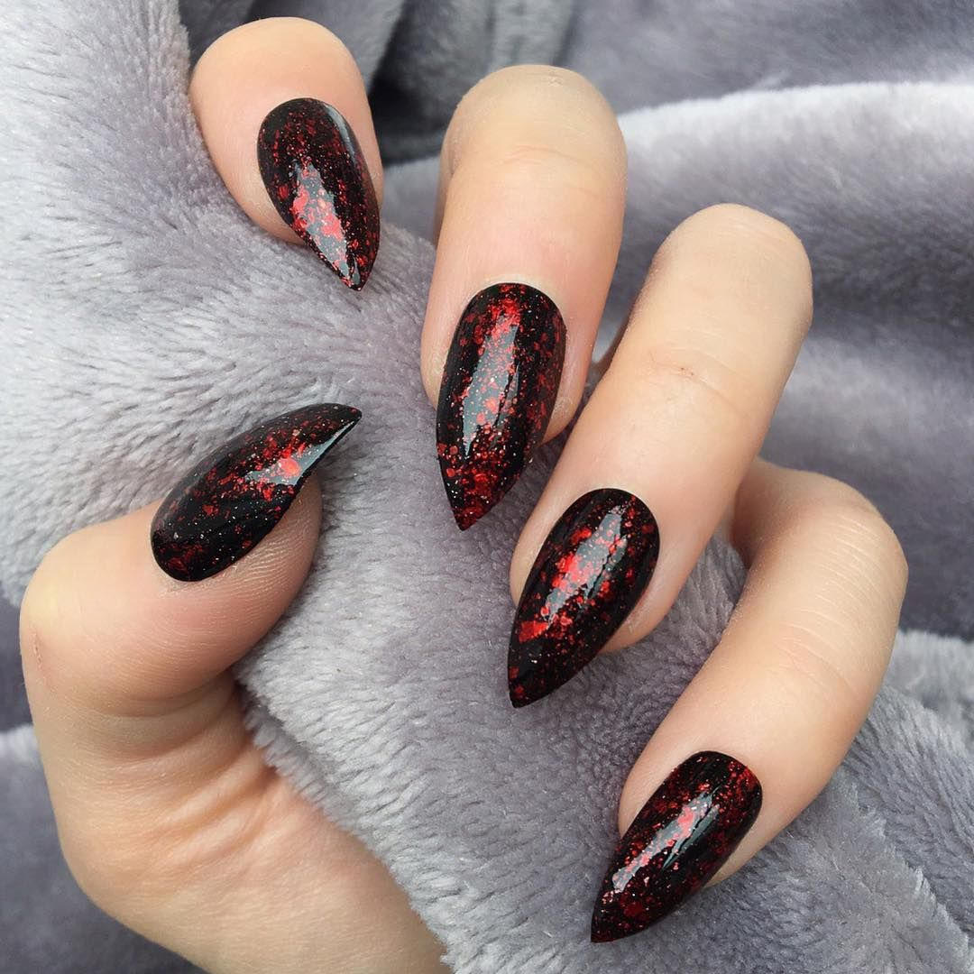 45 Gel Nail Design Ideas For Summer With Images Matte