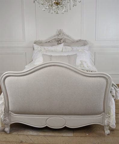 verkauf antik louis xv franz sisch bett von fullbloomcottage esther dagn pinterest bett. Black Bedroom Furniture Sets. Home Design Ideas
