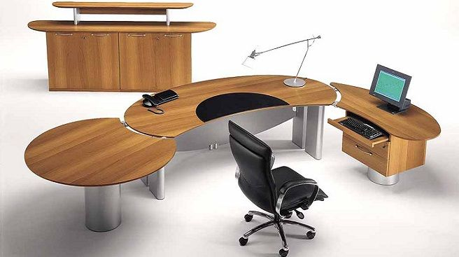 Muebles necesarios para la oficina