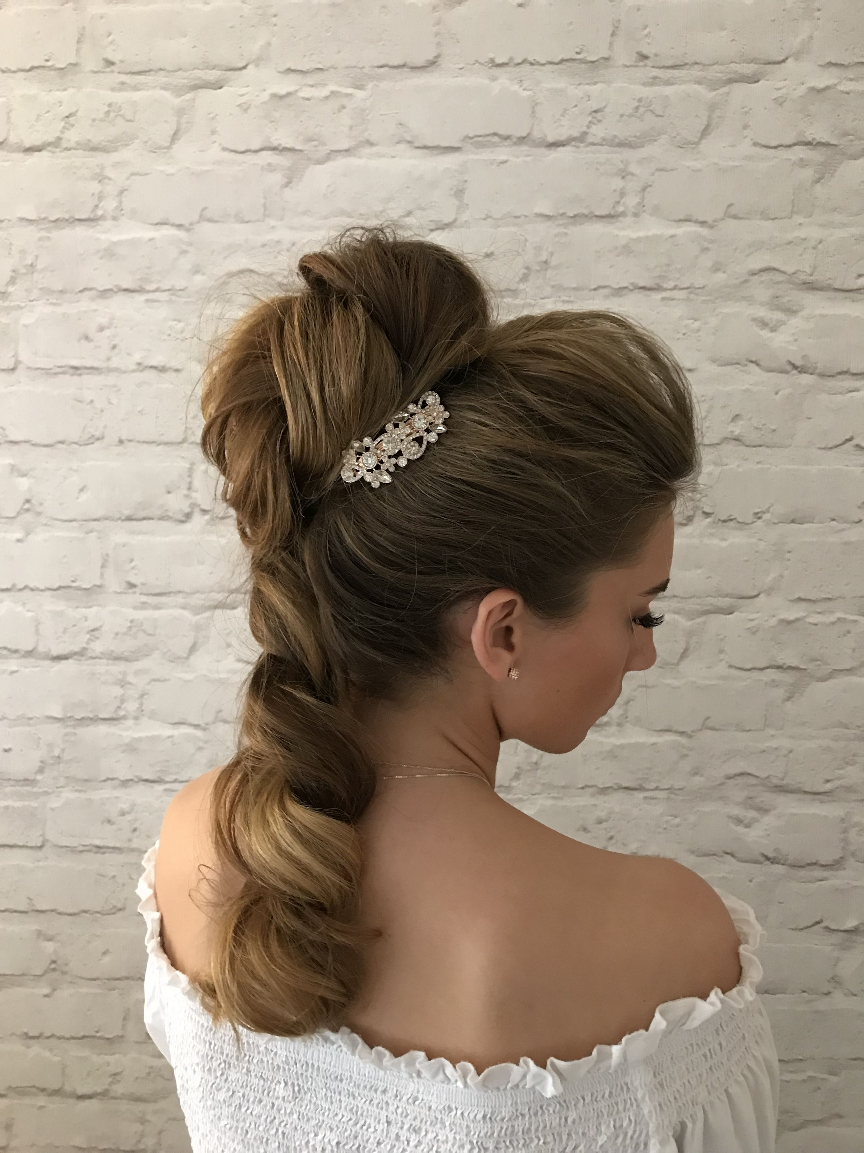 Hairstyles For Long Hair Hair Weddinghairstyles Wedding Hair