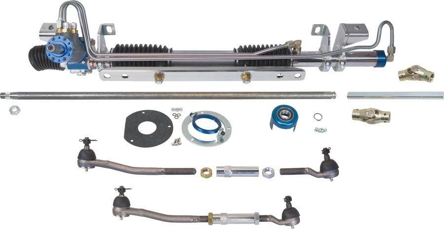 Pin On Restomod Suspensions Steering