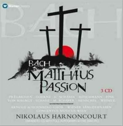 Johann Sebastian Bach - Bach: St. Matthew Passion Harnoncourt- Concentus Musicus