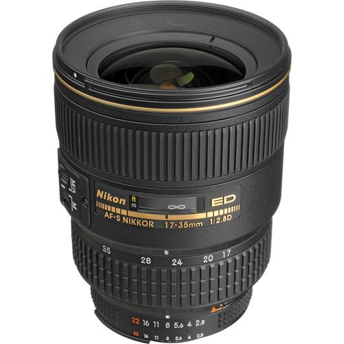 Nikon Af S Zoom Nikkor 17 35mm F 2 8d If Ed Lens Nikon Lenses Dslr Lenses Camera Nikon