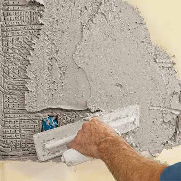 How to Repair Plaster - This Old House