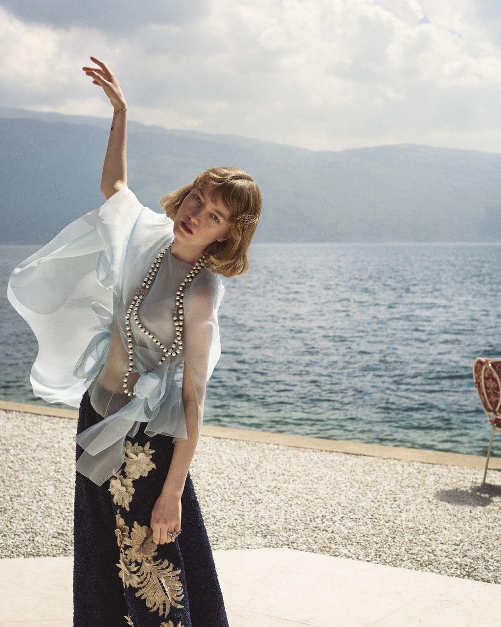 Elizaveta Porodina | Lazy Days of Summer | fashion and fine art photography