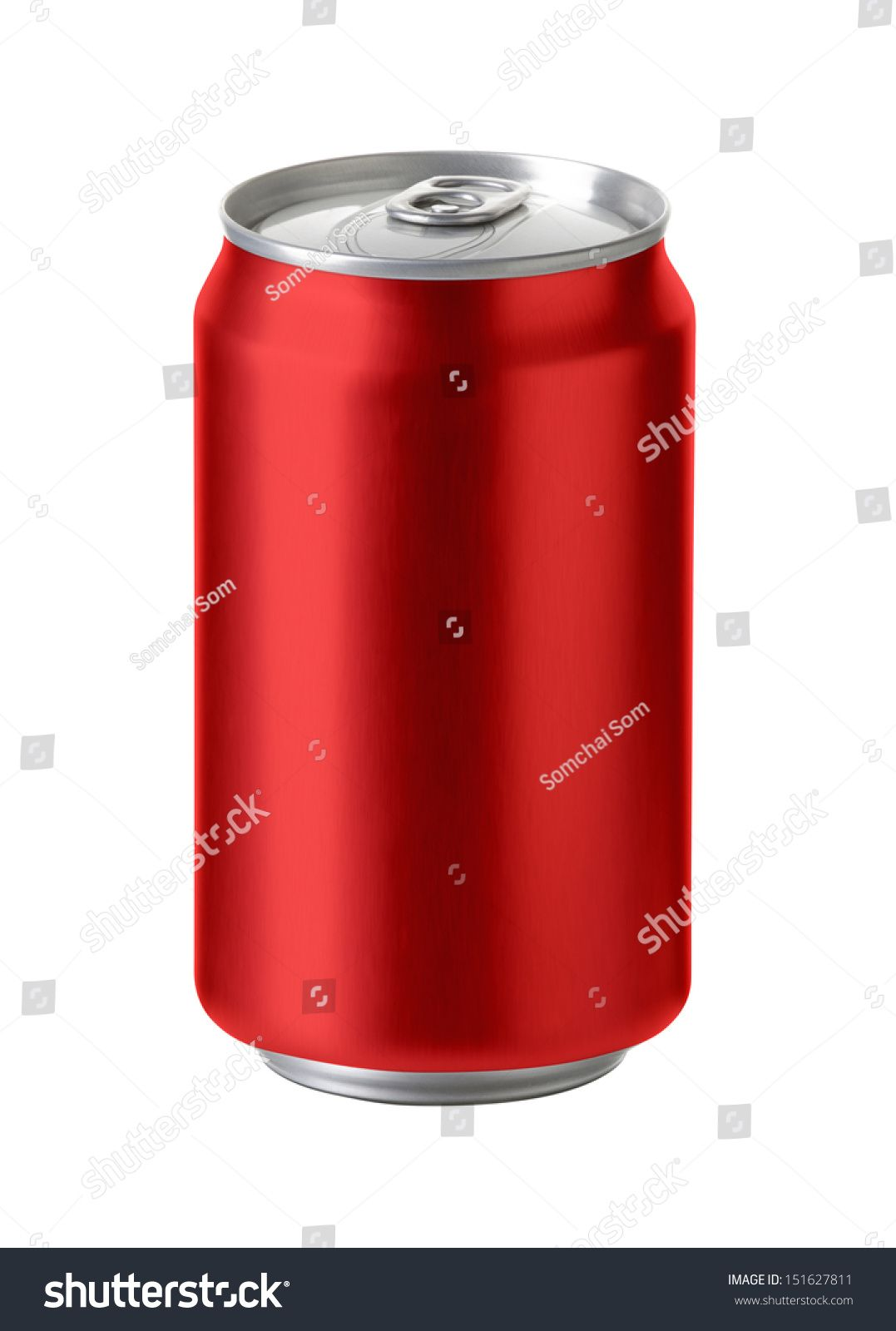 Red Aluminum Cans With Blank Copy Space Ideal For Beer Lager Alcohol Soft Drink Soda Lemonade Cola Energy Drink Juic In 2020 Aluminum Cans Soft Drinks Canning