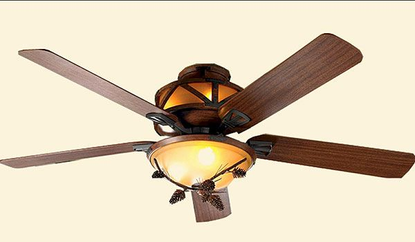 Pine cone ceiling fanthis rustic ceiling fan was specifically pine cone ceiling fanthis rustic ceiling fan was specifically designed and built for the rustic lodge or cabin the metal pine cones and branches are so mozeypictures Choice Image