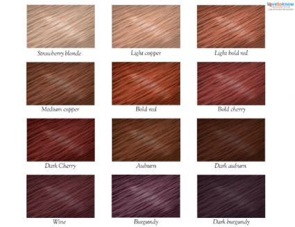 Hair Colors