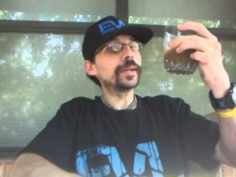 Rockstar Roasted Light Vanilla Energy Coffee With Almond Milk Review