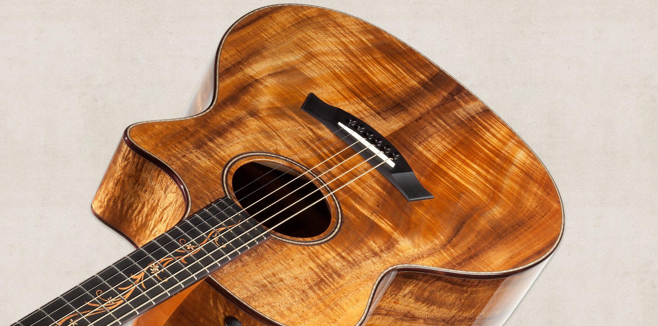 K20ce Taylor Guitars Guitar Taylor Guitars Semi Acoustic Guitar