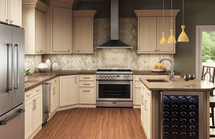 Aga Marvel Professional Suite  Range French Door Refrigerator New Pro Kitchen Design Review