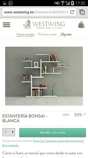I love bonsais