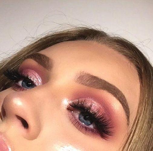 50+ Sexy Augen Make-up - Lidschatten #eyemakeup