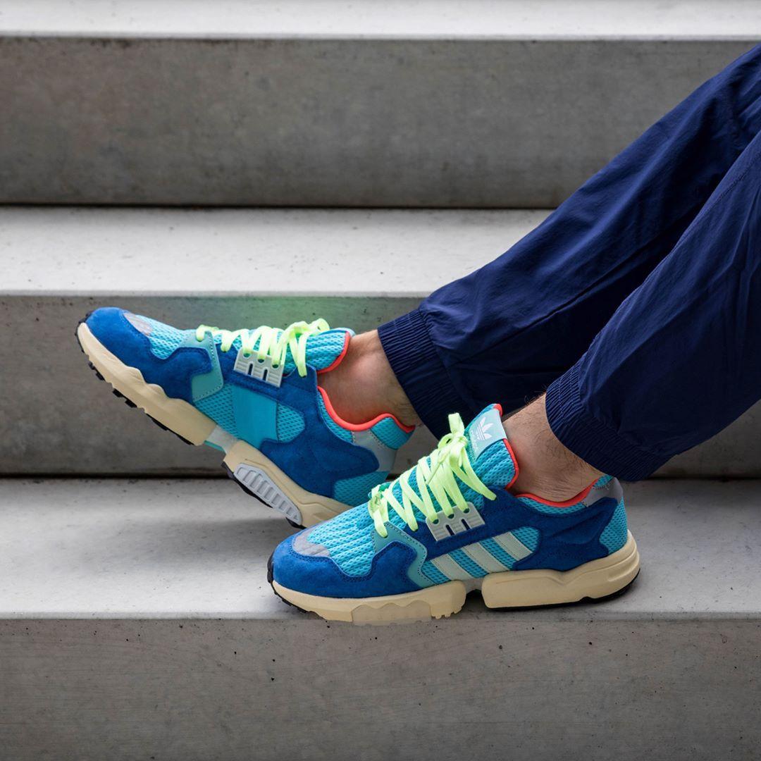 adidas Originals ZX 4000 Torsion in blau EE4787 | Sneaker