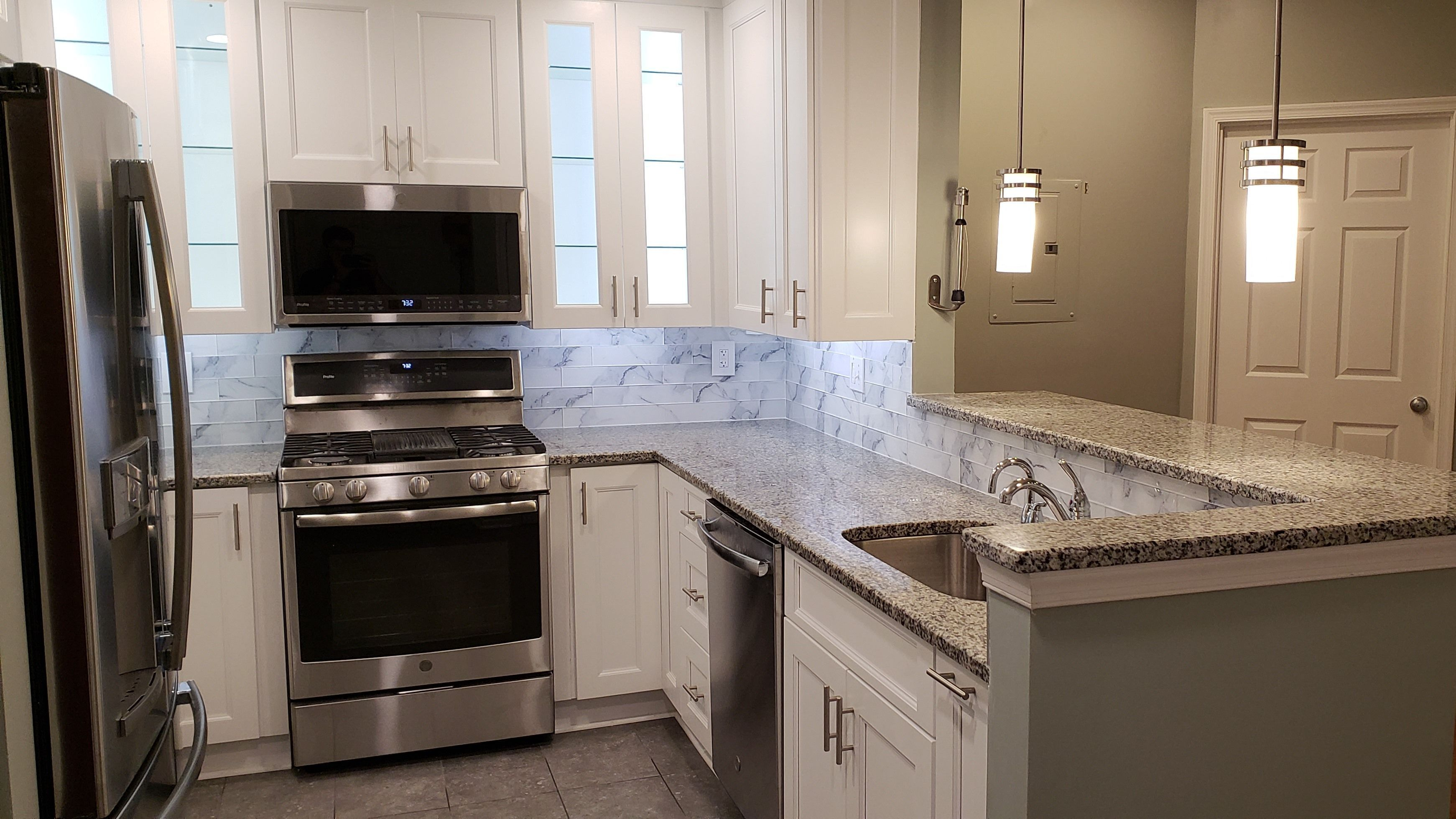 One Of Our Kitchen Renovation Projects We Proudly Serve Fairfax