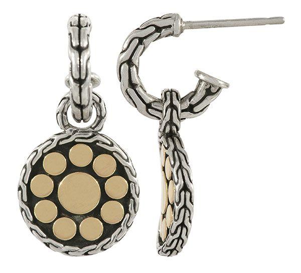 John hardy jewelry buy john hardy earrings john for John hardy jewelry earrings