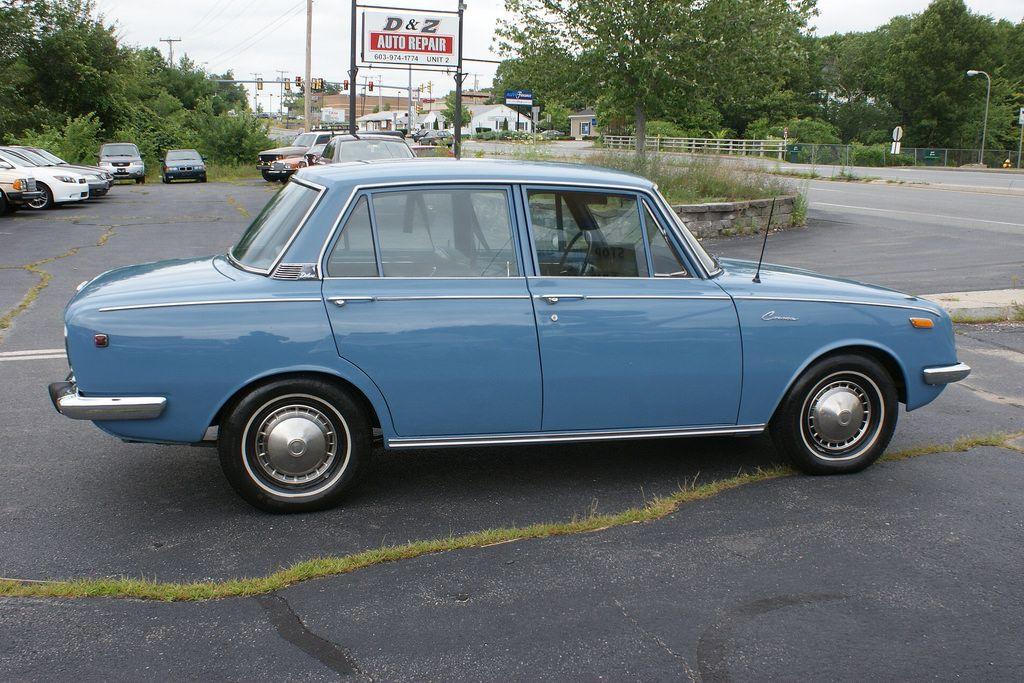No Reserve: 1968 Toyota Corona Deluxe 4-Speed | Toyota ...