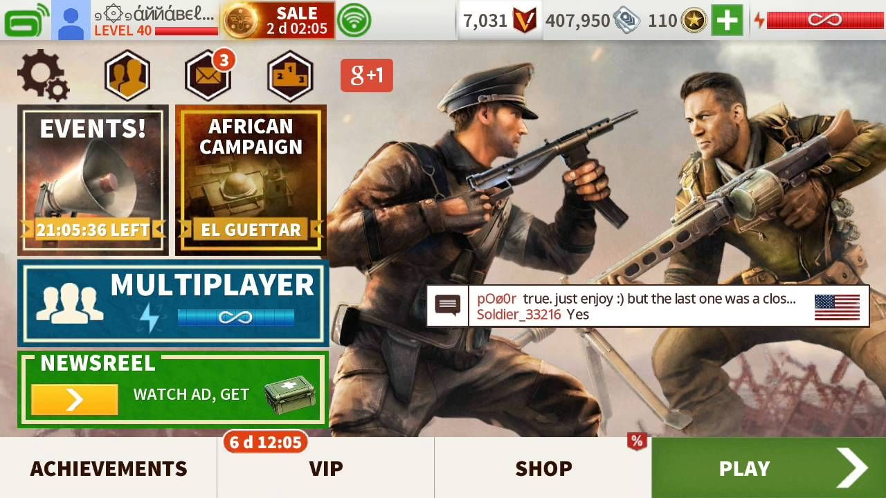 brothers in arms 3 mod apk unlimited money offline