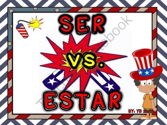 ser and estar practice pdf