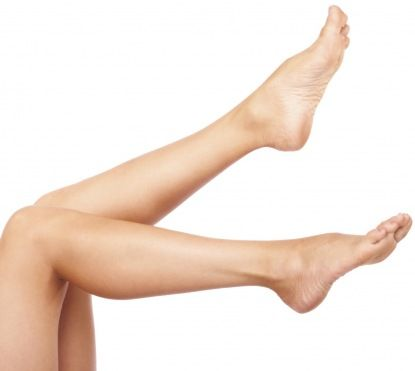 how to close pores on legs after shaving