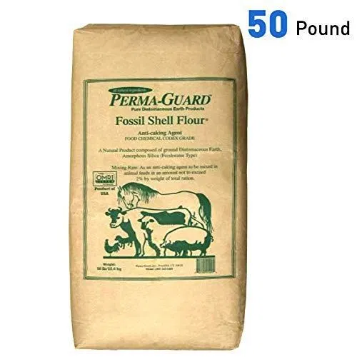 Perma Guard Erma Guard Diatomaceous Earth De Food Grade Bottles For Sale Food Grade Natural Pesticides
