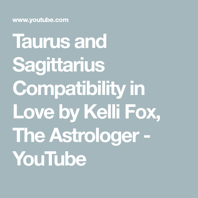 kelli fox daily taurus horoscope