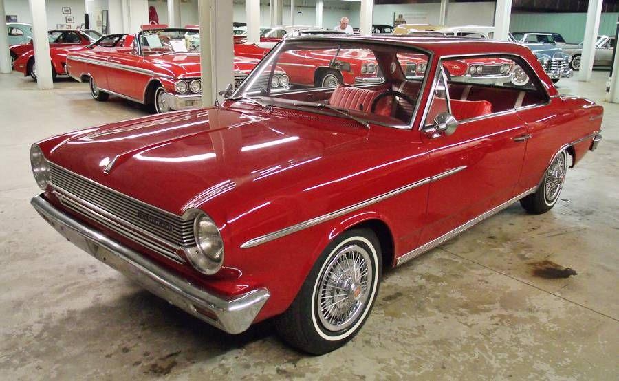1964 Amc Rambler American 440h For Sale Hemmings Motor News