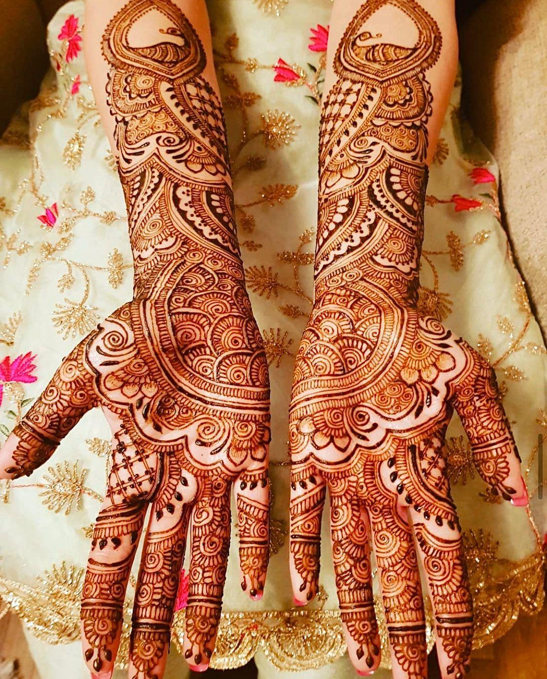 Mehndi goals! @kvmendhi nails the henna design . . #khushmag #khushwedding #khushmagazine . . Henna: @kvmendhi . #mehndidesigns #hennaart #bridalhenna #hennadesign #weddingmehndi #wedding #bridetobe #mehndilove #mehndi #bridal #mehndibride #bridalmehndi #hennaartist #mehndiartist #indianwedding #hennalove #hennainspire #mehendi #henna #indianmehndi #mehndidesign #weddinginspiration #simplemehndi #hennadesigns #indianbride #kvmendhi