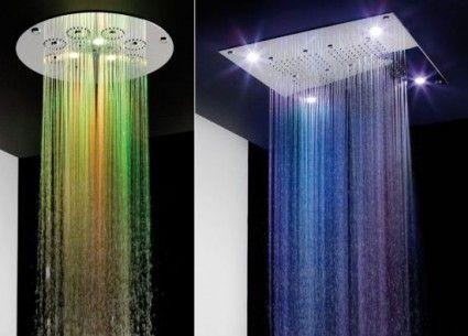 necessary. | luxury showers, hotel bathroom design, luxury