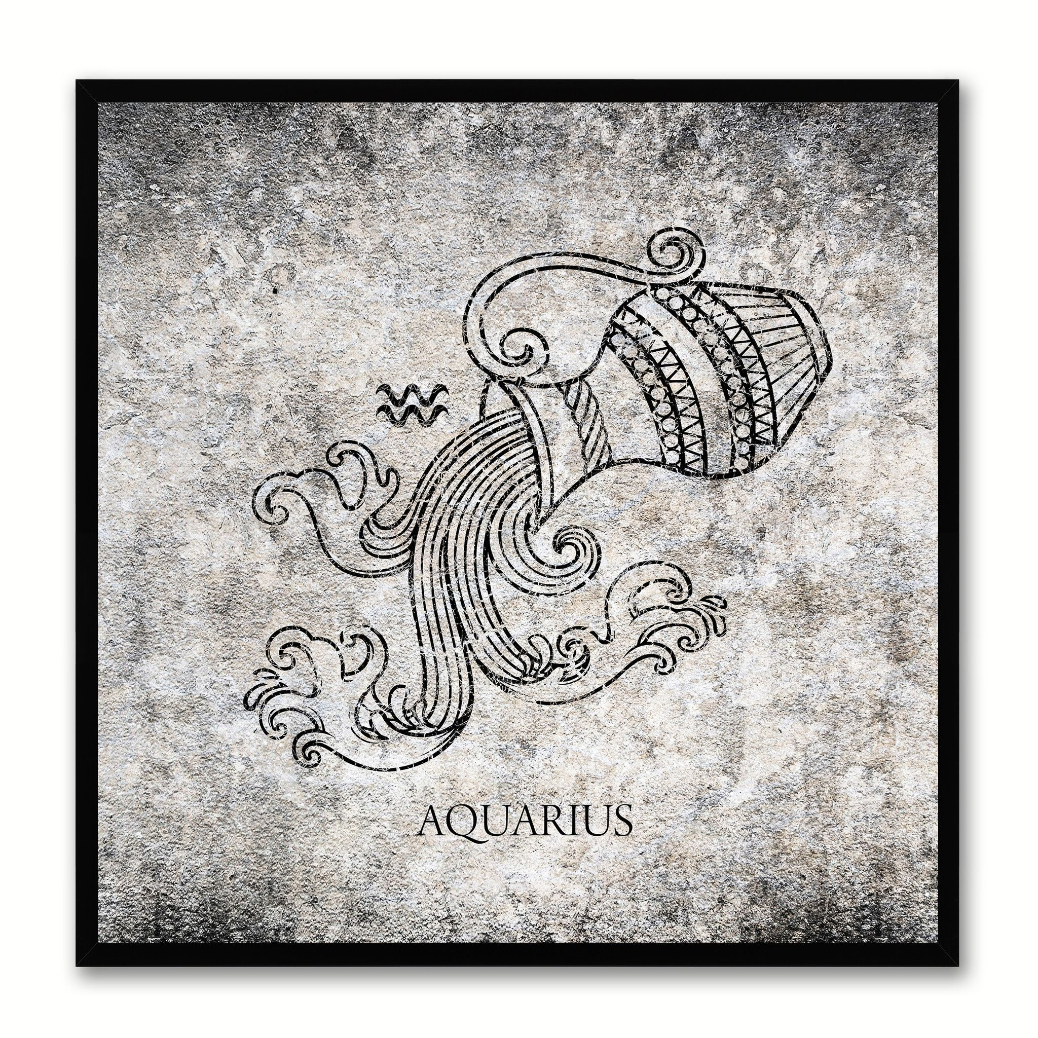 black aquarius horoscope