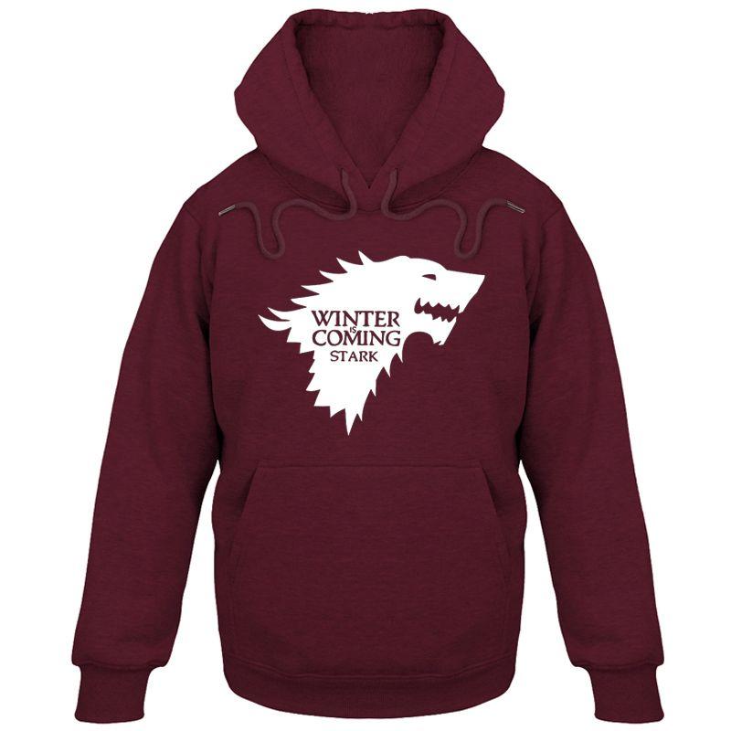 Game Of Thrones Sweatshirt House Stark Hoodie Game Of Thrones Sweatshirt Game Of Thrones Hoodie Hoodies