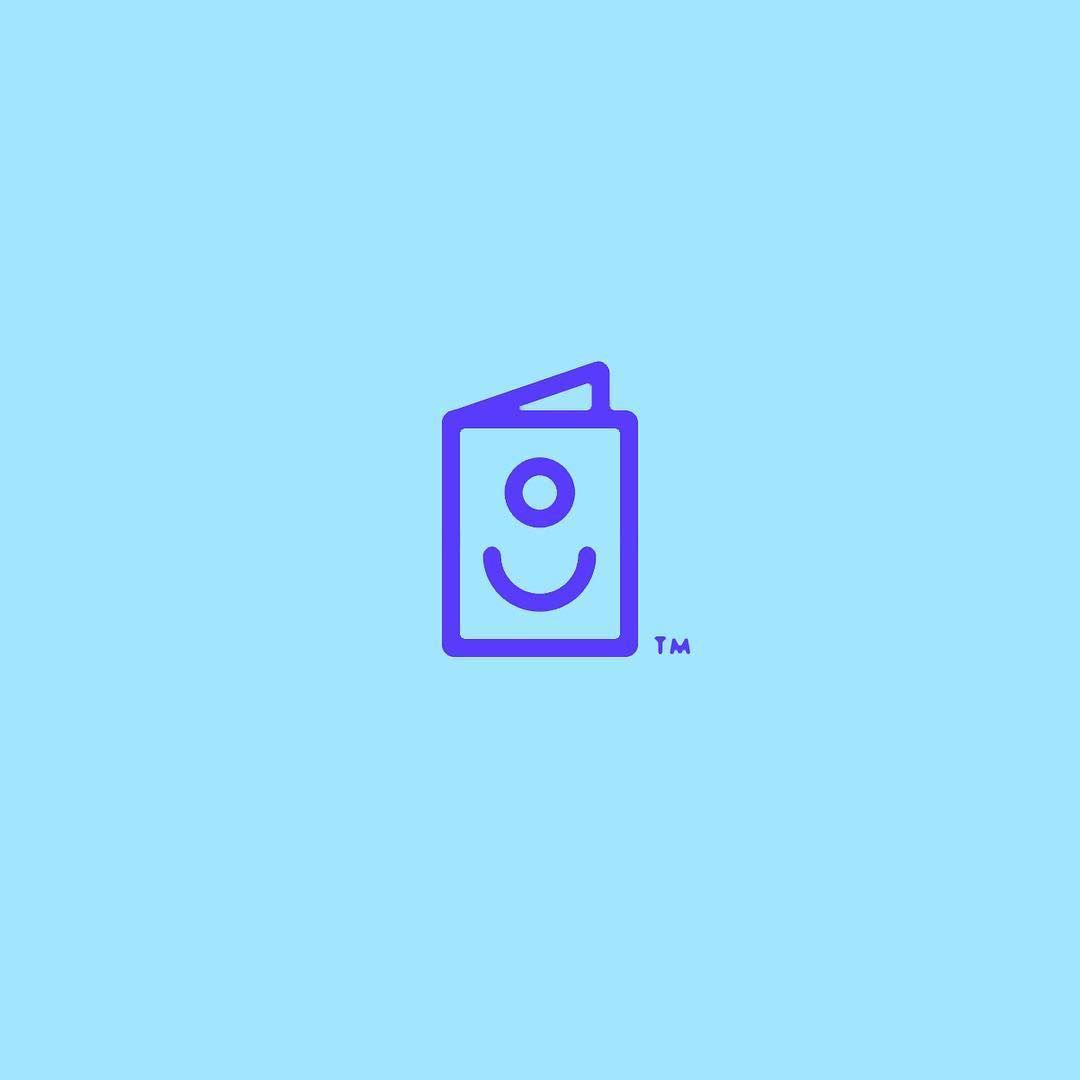 478 Mentions J Aime 8 Commentaires Yossibelkin Sur Instagram Happy Card Logo Identity Mark Logodesign Brand Smile Logo Learning Logo Logo Design
