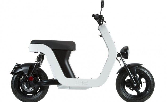Me Lo Scooter Elettrico Made In Italy Con Immagini Scooter