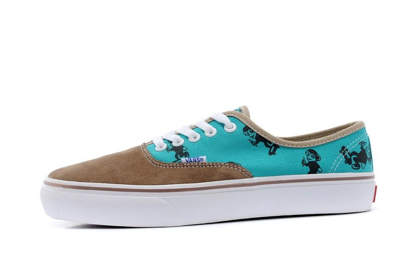 c02e284bad Vans OG Authentic LX Cute Little Monkey Unisex Shoe  Vans