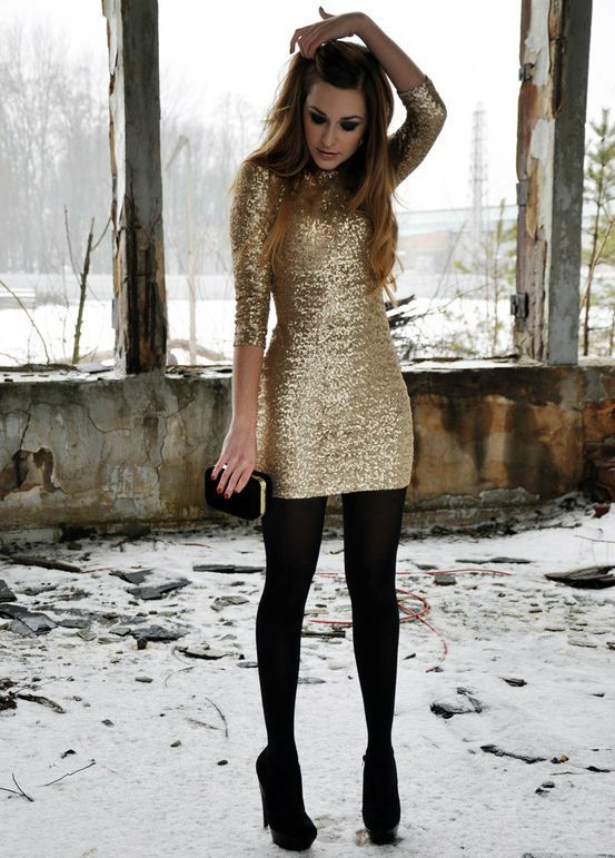 Awesome New Year Party Outfits