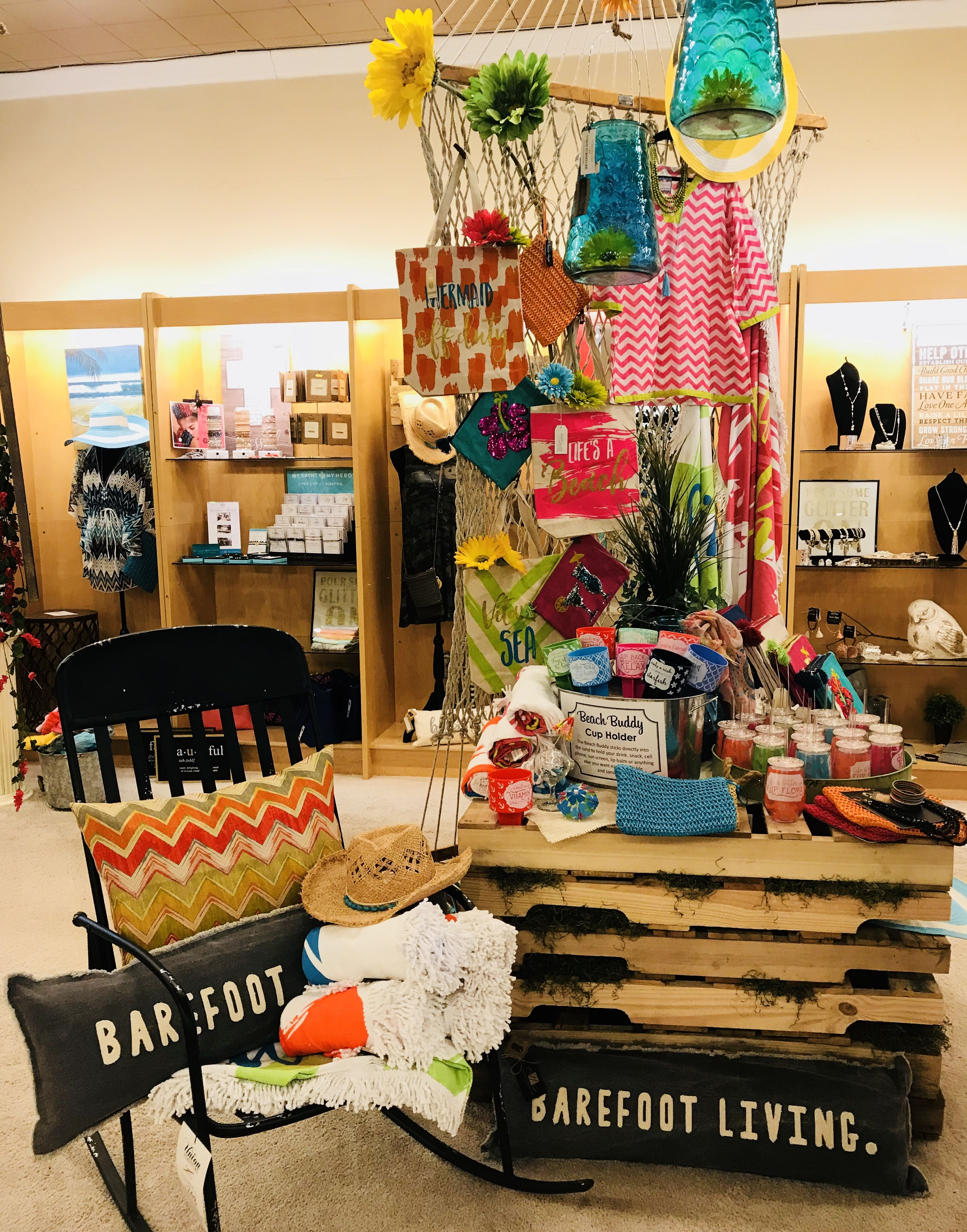 Spring Boutique 2018 St Louis County Barefoot Living Home