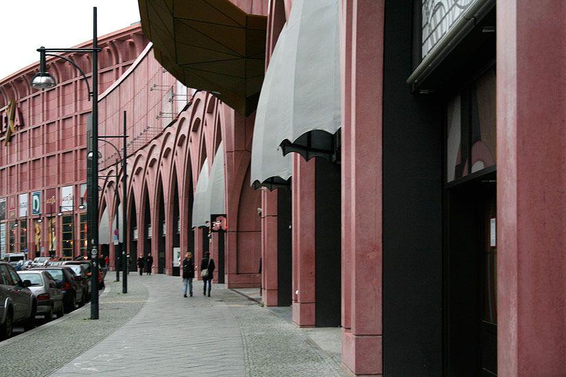 Alexa Shopping Complex Berlin Ortner Ortner