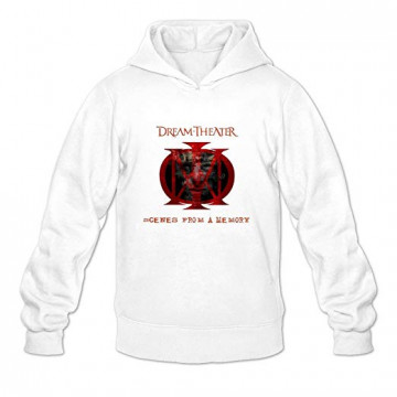 Dream Theater Red Logo 100 Cotton Hoodies For Mans Hoodies Men Cotton Hoodie Hoodies