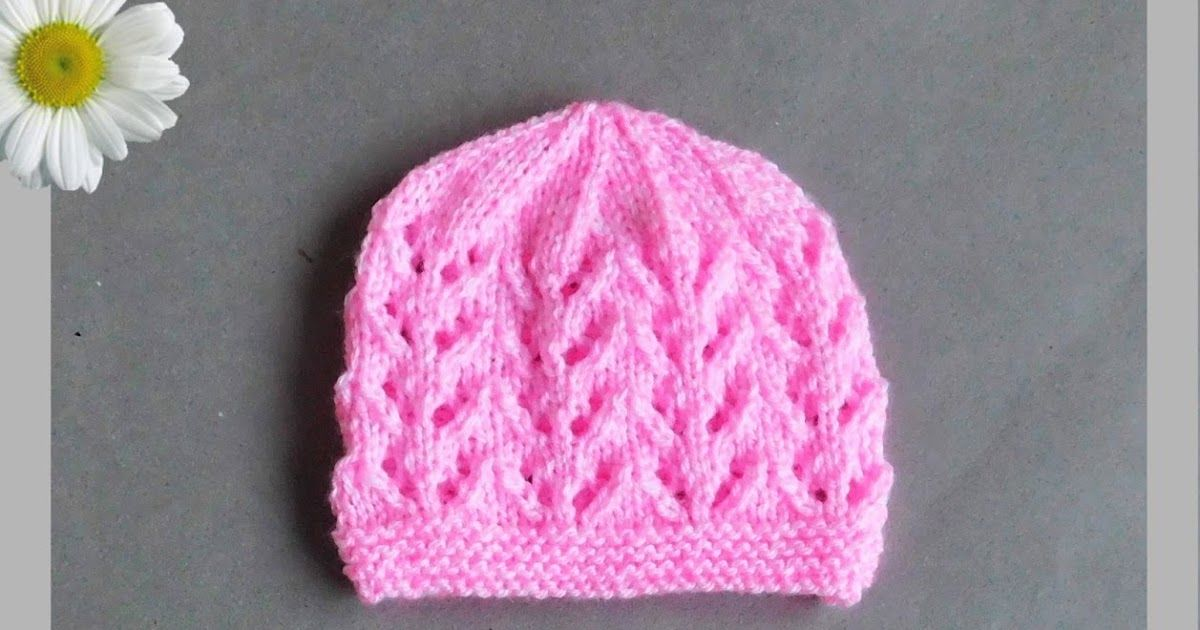 Just wanted to share two further sizes of my popular Bibi Baby Hat ...