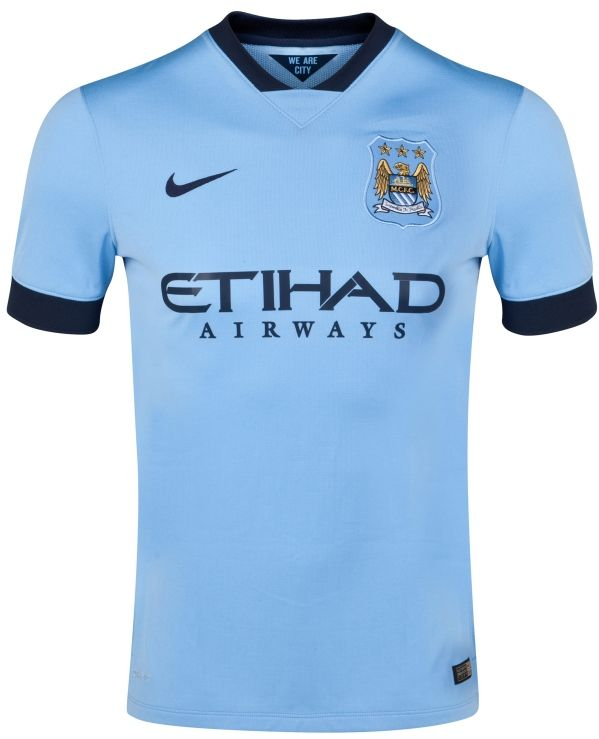 Manchester City New Jersey 2014 2015  63378b3ea6f7b