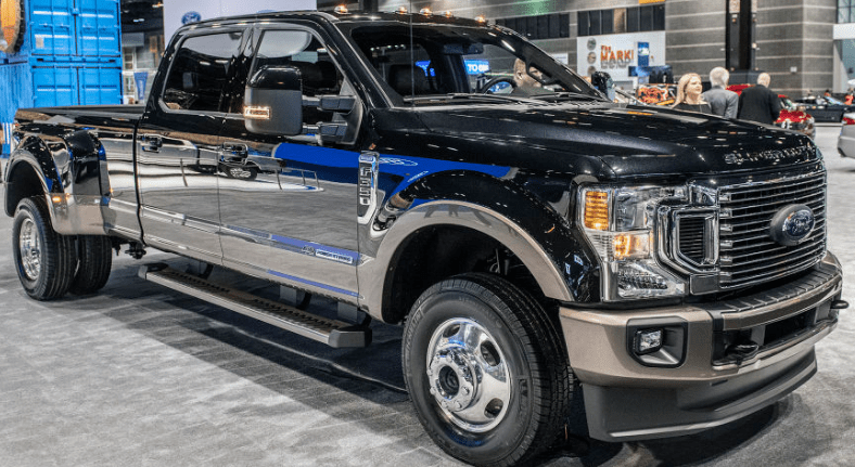 2020 Ford Super Duty Series Rumors Engine And Changes Ford
