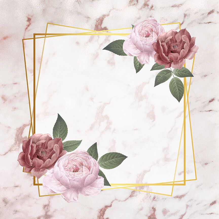 Flowers Gold Digital Paper By Artistic Thehungryjpeg Com Digital Ad Gold Flowers Floral Poster Flower Background Wallpaper Vintage Flowers Wallpaper