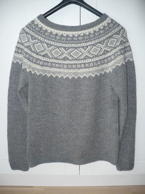 gå inn genser som klør