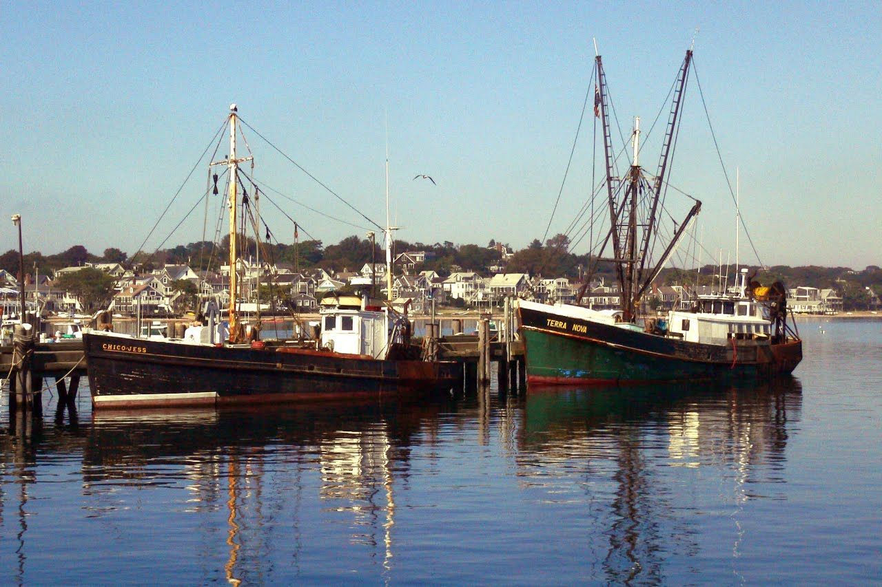 Fishing boats provincetown ma www