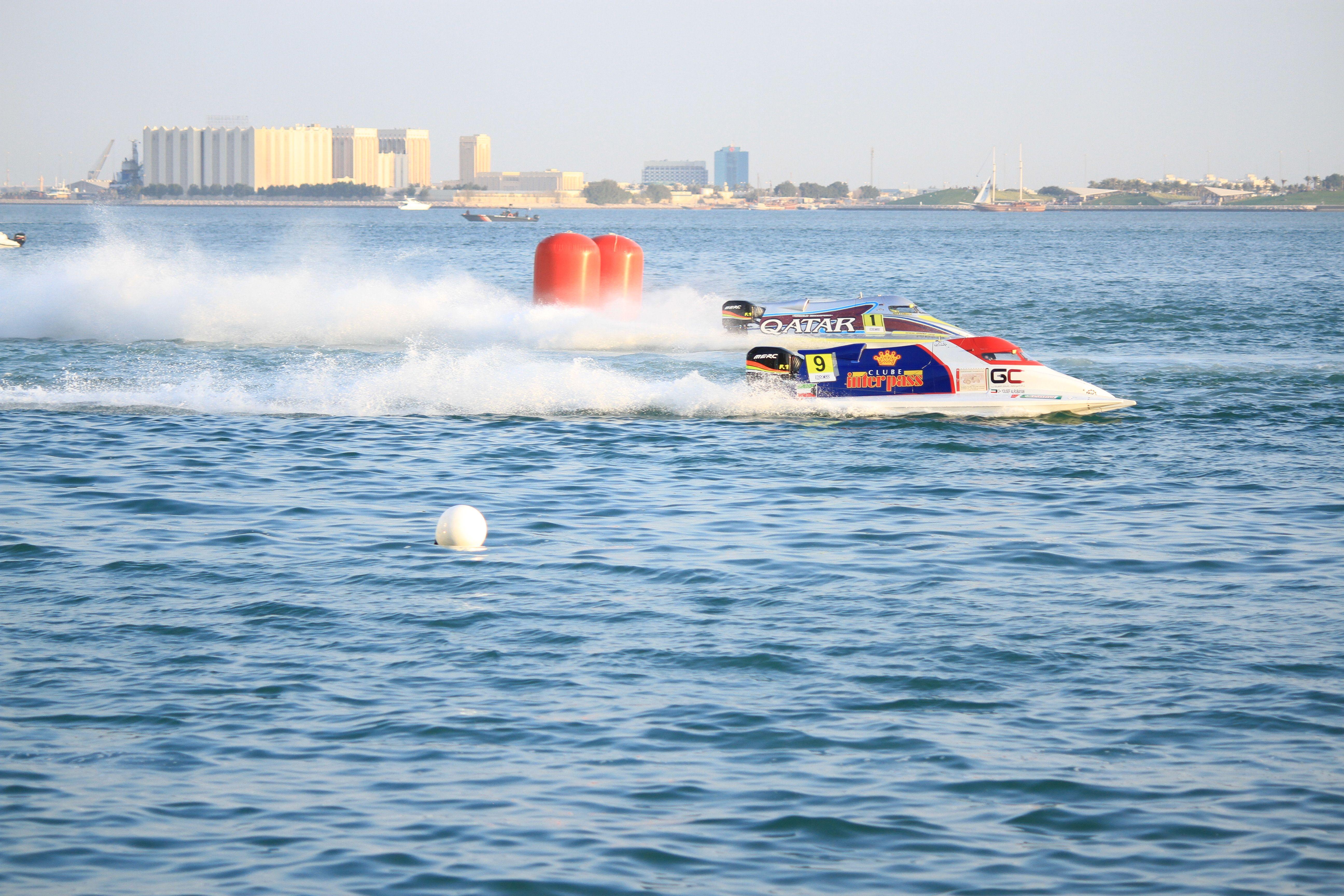 F1 H2O Doha Qatar