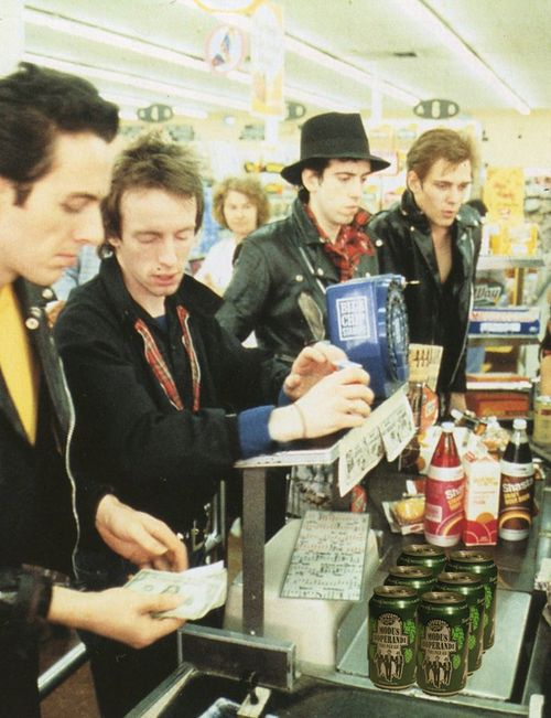 The Clash (With images) | The clash, Joe strummer, Punk music