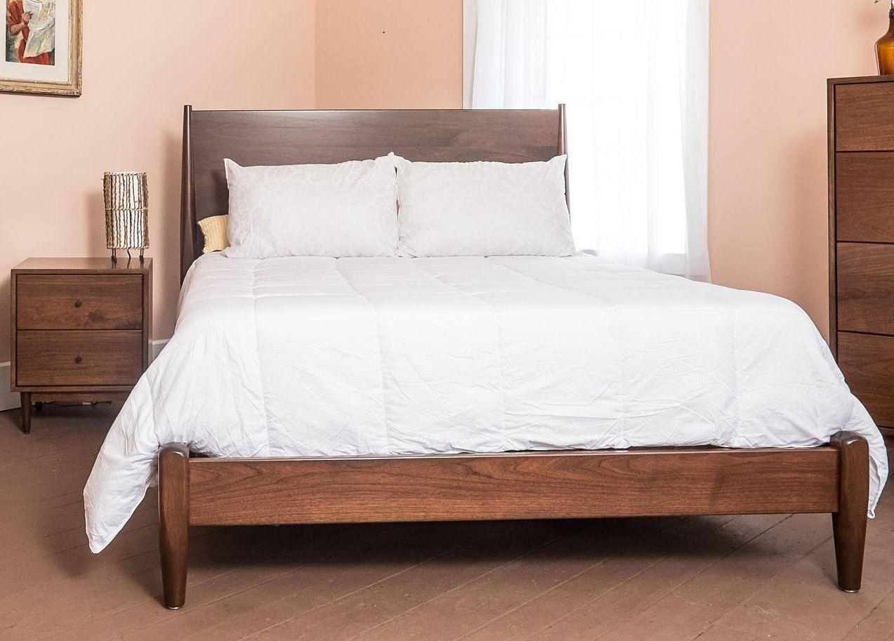 Best Sullivan Road Queen Bed Mid Century Modern Bedroom By 400 x 300