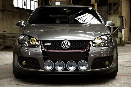 Jetta Mk5 Rally Lights Google Search